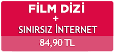 D-Smart Film Dizi Paketi İnternet